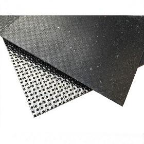 Tugevdatud metalliga tugevdatud grafiitklaas