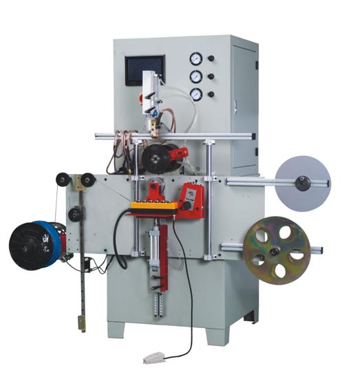 Automaatne tuulutusmasin spiraalse haava tihendiks