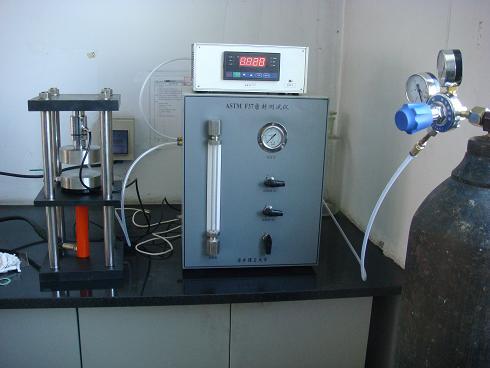 Õhutiheduse testimise masin