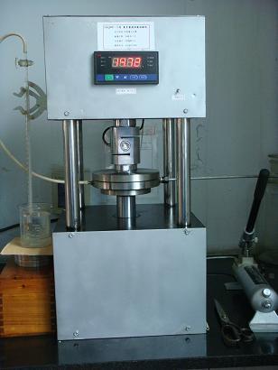 Kõrgsurve õhukindlus testimise masin 20T